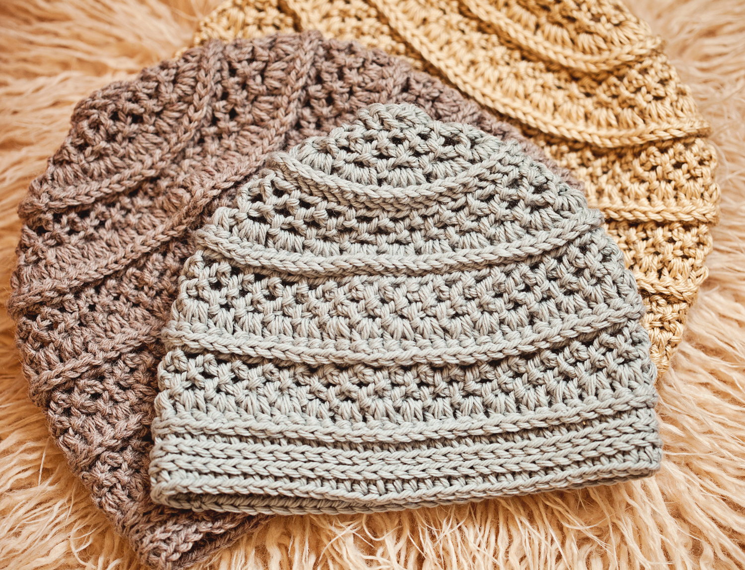 New hat and scarf patterns - let\'s get ready for winter! - Mon Petit ...